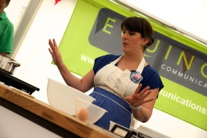 The Great British Bake Off's Beca Lyne-Pirkis