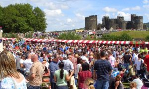 Crowds at last year's Big Cheese