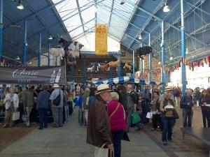 Market Hall Abergavenny